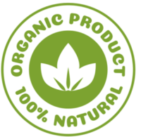 organic 100% natural
