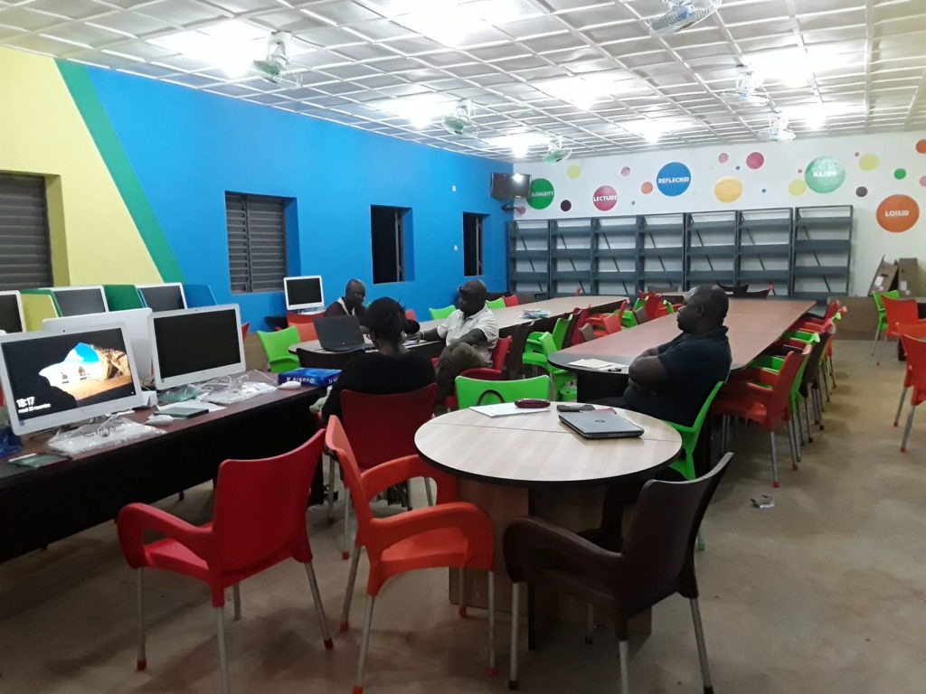 SOS Villages d'Enfants opens school in Mali with Alland & Robert's