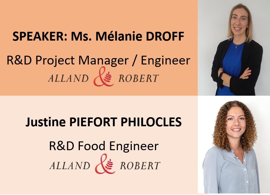 Speakers at Alland & Robert webinar